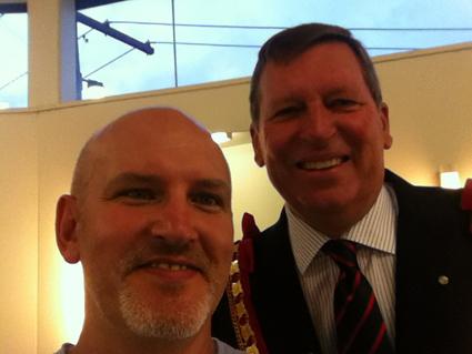 Me & the Mayor